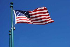 アメリカ国旗_R