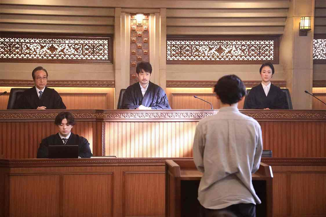 Episode 3 during trial
